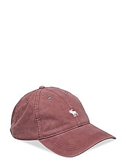 Twill Icon Cap - BURGUNDY DD
