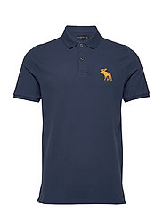 Exploded Polo - NAVY DD