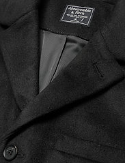 Abercrombie & Fitch - Wool Topcoat - villakangastakit - black dd - 2