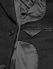 Abercrombie & Fitch - Wool Topcoat - villakangastakit - black dd - 4