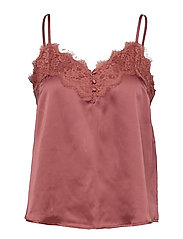 Lace Cami - LIGHT BROWN DD