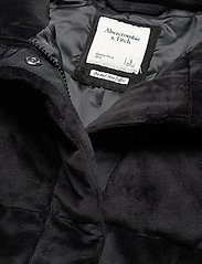 Abercrombie & Fitch - ANF WOMENS OUTERWEAR - faux fur - black sd/texture - 3