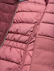 Abercrombie & Fitch - Packable Puffer Coat - gefütterte & daunenjacken - burgundy dd - 8
