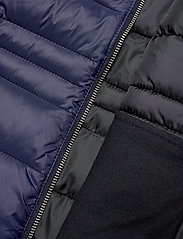 Abercrombie & Fitch - Packable Puffer Coat - forede jakker - navy dd - 8