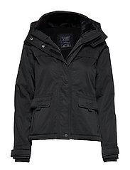 Tech Jacket - BLACK DD