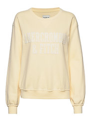 Heritage Relaxed Crew - YELLOW DD