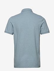 Abercrombie & Fitch - Core Polo - polos à manches courtes - light blue sd/texture - 1