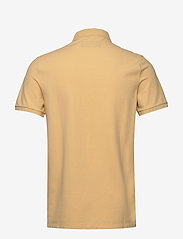 Abercrombie & Fitch - Core Polo - lyhythihaiset - yellow dd - 1