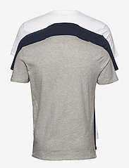 Abercrombie & Fitch - ANF MENS KNITS - multipack - med grey flat - 1