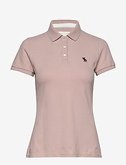 Abercrombie & Fitch - Polo Color - pikeepaidat - light pink dd - 0
