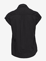 Abercrombie & Fitch - Shirt - overhemden met korte mouwen - black dd - 1