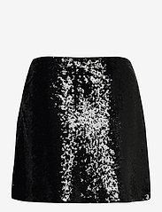 Abercrombie & Fitch - ANF WOMENS SKIRTS - korta kjolar - black dd - 1