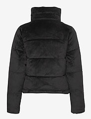Abercrombie & Fitch - ANF WOMENS OUTERWEAR - faux fur - black sd/texture - 2