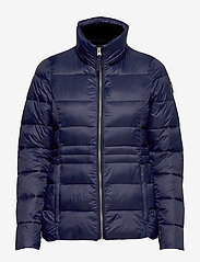 Abercrombie & Fitch - Packable Puffer Coat - forede jakker - navy dd - 2