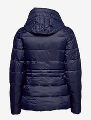 Abercrombie & Fitch - Packable Puffer Coat - forede jakker - navy dd - 3