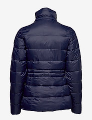 Abercrombie & Fitch - Packable Puffer Coat - forede jakker - navy dd - 4