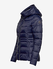 Abercrombie & Fitch - Packable Puffer Coat - forede jakker - navy dd - 5