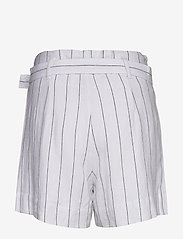 Abercrombie & Fitch - Linen City Short Stripe Set - shorts casual - white stripe - 1