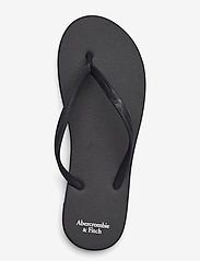Abercrombie & Fitch - ANF WOMENS ACCESSORIES - teenslippers - black - 3