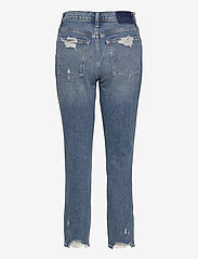 Abercrombie & Fitch - ANF WOMENS JEANS - boyfriend jeans - medium destroy - 1