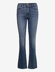 Abercrombie & Fitch - Jeans - schlaghosen - dark - 0