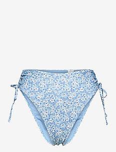 ANF WOMENS SWIM - bikini bottoms - light blue floral