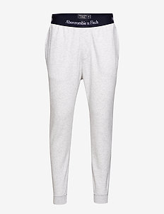 Jogger Sleep Pant - hosen - light grey flat