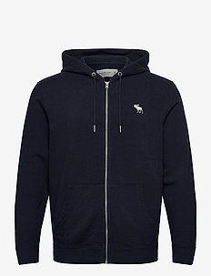 Exploded Icon Sweatshirt - hoodies - navy dd