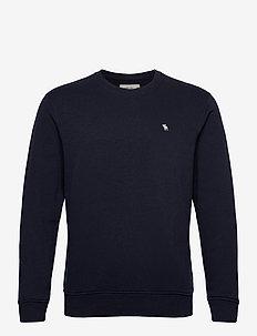 ICON CREW - basic-sweatshirts - navy dd