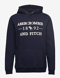 Sweatshirt Applique - NAVY DD