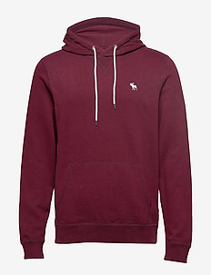 Sweatshirt Trim Icon Popover - BURGUNDY DD