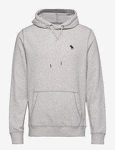 Sweatshirt Trim Icon Popover - MED GREY SD/TEXTURE