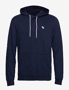 Sweatshirt Trim Icon Popover - NAVY DD