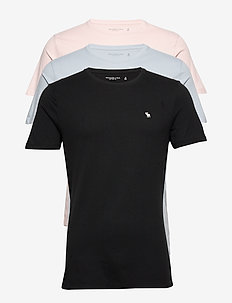 Crew Multipack - basic t-shirts - light pink dd