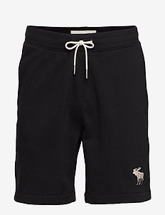 Icon Shorts - krótkie spodenki - black dd