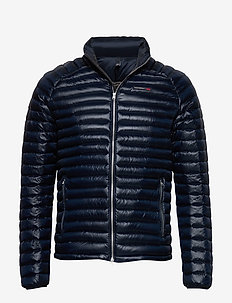 Puffer - padded jackets - navy dd