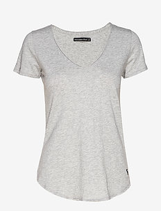 Tee - LIGHT GREY SD/TEXTURE