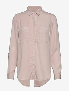Long and Lean Shirt - LIGHT PINK DD