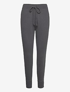 ANF WOMENS KNIT BOTTOMS - sweatpants - black dd
