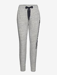 Long Life Jogger - sweatpants - dark grey sd/texture