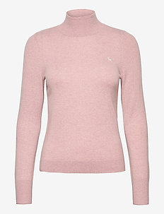 ANF WOMENS SWEATERS - pologenser - light pink dd