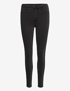 ANF WOMENS JEANS - skinny jeans - mid grey