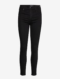 High Rise Jean Legging - BLACK OD