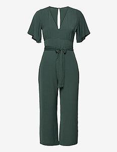 ANF WOMENS DRESSES - jumpsuits - green dd