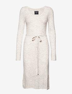 Sweaterdress - WHITE