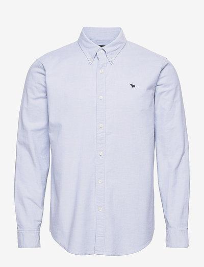 ANF MENS WOVENS - basic-hemden - solid blue
