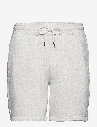 ANF MENS SHORTS - casual shorts - heather grey