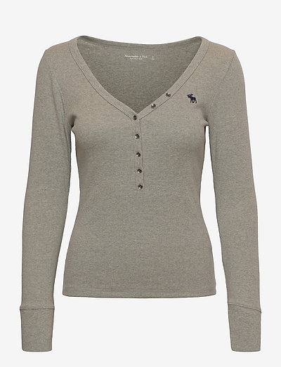 ANF WOMENS KNITS - gensere - grey