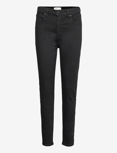 ANF WOMENS JEANS - skinny jeans - black clean