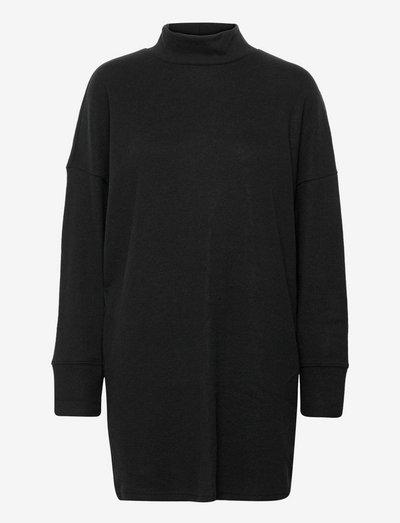 ANF WOMENS DRESSES - vardagsklänningar - black